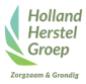 Bedrijfslogo Holland Herstel Groep