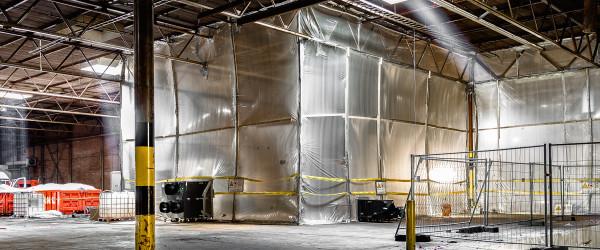 Asbest hoe te werk